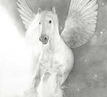Legends Of Equus ~ Thunder In The Heavens by Nori Bucci