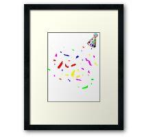 Older Than Dirt Birthday Gag Framed Print