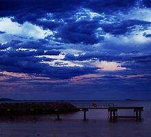 An Esperance Sunset 2 by Eve Parry