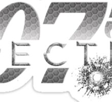 007 - Spectre Sticker