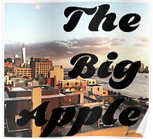 The Big Apple Poster