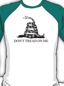 Classic Gadsden Flag T-Shirt