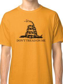 Classic Gadsden Flag Classic T-Shirt