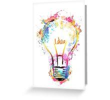 Idea! Greeting Card