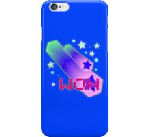 Vaporwave-WOW iPhone Case/Skin