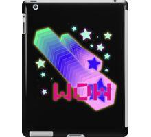 Vaporwave-WOW iPad Case/Skin