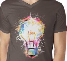 Idea! Mens V-Neck T-Shirt