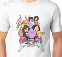 Girls Rule Unisex T-Shirt
