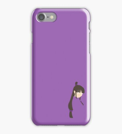 Maya Fey iPhone Case/Skin
