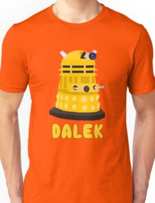 D is for Dalek Unisex T-Shirt