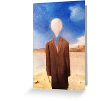 How Many Surrealists…?  Greeting Card