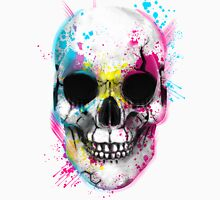 CMYK Skull Unisex T-Shirt