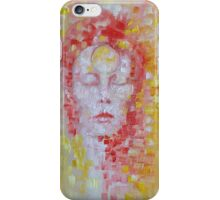 David Bowie Ziggy Stardust painting iPhone Case/Skin