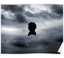 Sherlock in the Clouds Poster
