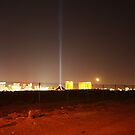 Vegas and The Harvest moon by Katagram