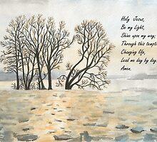 Heavenly Guidance by Caroline  Lembke