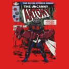 The Uncanny Antony by Creative Outpouring