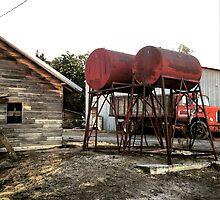 Farm equipment  by JULIENICOLEWEBB