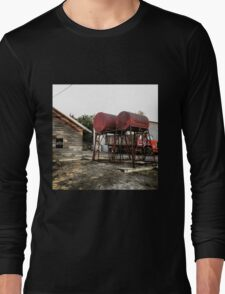 Farm equipment  Long Sleeve T-Shirt