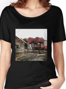 Farm equipment  Women's Relaxed Fit T-Shirt