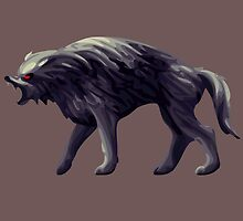 Castlevania - Warg by likelikes