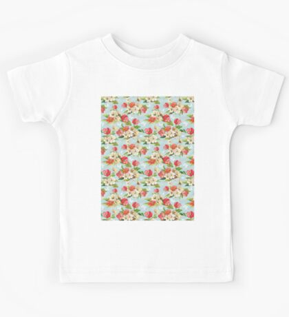 Spring Blossom Kids Tee