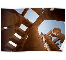 Edfu temple Poster