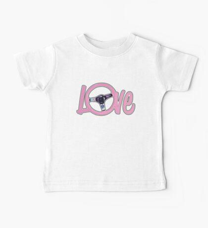 Race girl love Baby Tee