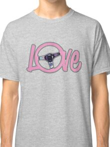 Race girl love Classic T-Shirt