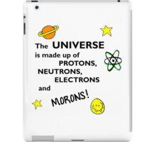 Universe composition iPad Case/Skin