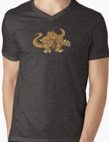 The Monster Prince Mens V-Neck T-Shirt