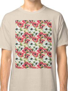 Antique Floral Classic T-Shirt