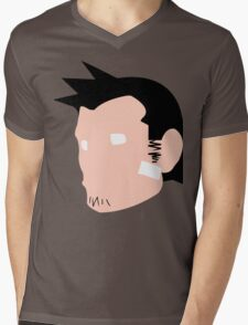 Dick Gumshoe Mens V-Neck T-Shirt