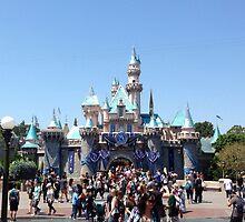 Disneyland by DaniLeigh210