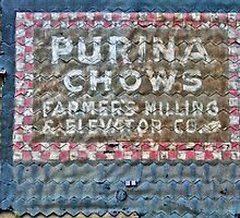 Purina Chows by EBArt