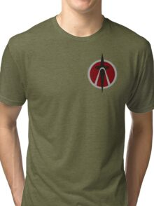 Vault Hunter Tri-blend T-Shirt