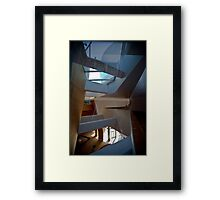 Abstract Number 3 Framed Print