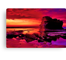 """""""Behold"""" Canvas Print"""