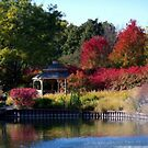 Gazebo at Cantigny by Brian Gaynor