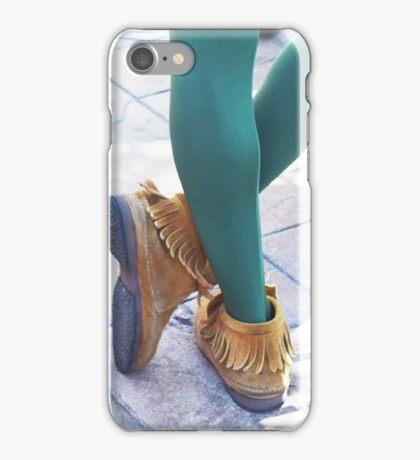 Peter Pan's Kicks iPhone Case/Skin