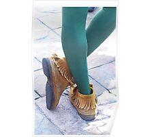 Peter Pan's Kicks Poster