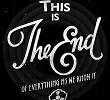 The End by theteeproject
