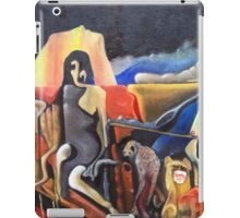 Brie and the Hyaenas iPad Case/Skin