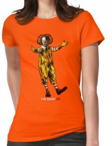 Lovin' IT. Womens Fitted T-Shirt