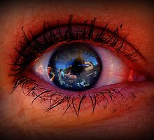 Margit's Eye by David123