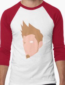 Larry Butz Men's Baseball ¾ T-Shirt