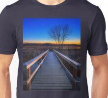 Bare Trees from Summer Long Forgotten Unisex T-Shirt