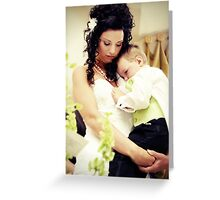 Little One Greeting Card