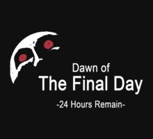 Dawn of The Final Day by evanmayer