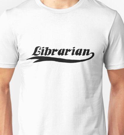 Librarian Unisex T-Shirt
